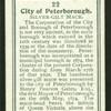 Mace, Peterborough.