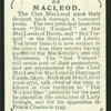 MacLeod.