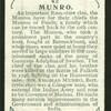 Munro.