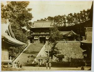 The Temple of Hachiman-Kamakura