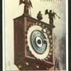 An astronomical clock.