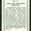City and Suburban Harriers.