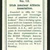 Irish Amateur Athletic Association.