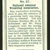 National Amateur Wrestling Association.