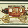 Cobb & co. 32-passenger concord coach (heavy).