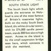 South Stack light.