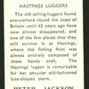 Hastings luggers.