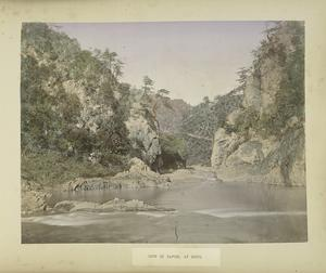 View of Rapids, at Kioto