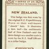 New Zealand.