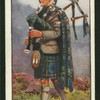 The first bagpipes were made in Scotland.