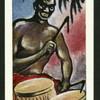 The jungle drum.