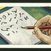 Shorthand.