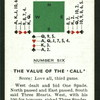 The value of the call.