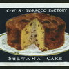Sultana cake.