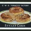 Eccles cakes.