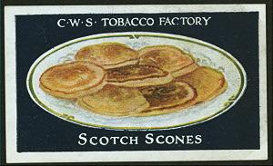 Scotch scones.