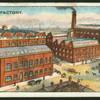 Tobacco factory.