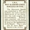 Newcastle branch.
