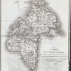 Carte de l'Ancien Continent.