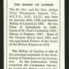 The Bishop of London.