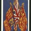 Royal Standards & Union Jack.