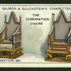 The Coronation Chairs.