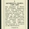 Henrietta Maria.