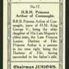H.R.H. Princess Arthur of Connaught.