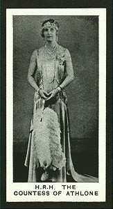 H.R.H. the Countess of Athlone.