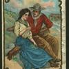 Cowboy courtship.