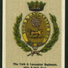 The York & Lancaster Regiment.