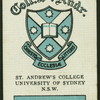 St. Andrew's College.