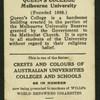 Queen's College.