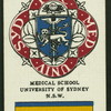 Medical School, University of Sydney.