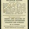 Rockhampton Grammar School.