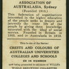 Workers' Educational Association of Australasia, Sydney.