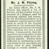 Mr. J.M. Fitzroy.
