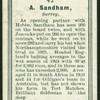 A. Sandham.