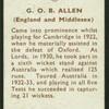 G.O.B. Allen.