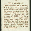 W.J. O'Reilly.