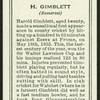 H. Gimblett.