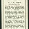 G.F.H. Heane.