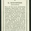 C. Washbrook.