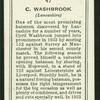 C. Washbrook.