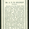 Mr. A. E. R. Gilligan (Sussex).