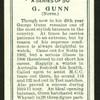 G. Gunn (Notts.).