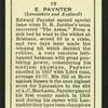 E. Paynter.
