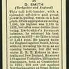 D. Smith.
