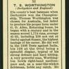 T.S. Worthington.