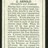 J. Arnold.